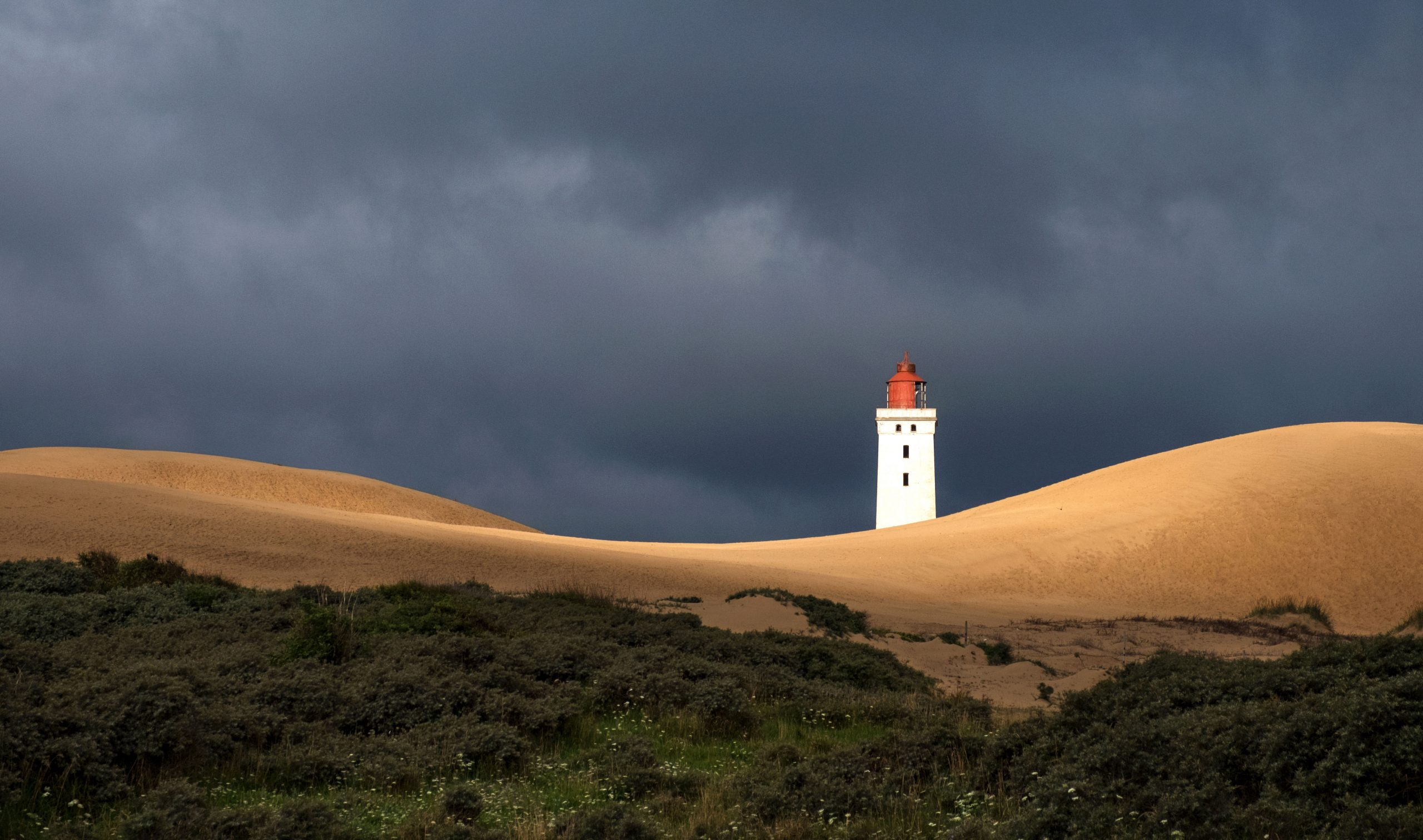 Lighthouse Denmark